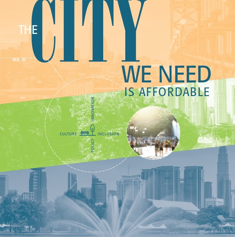 FIABCI publishes the third volume in its The City We Need is Affordable series