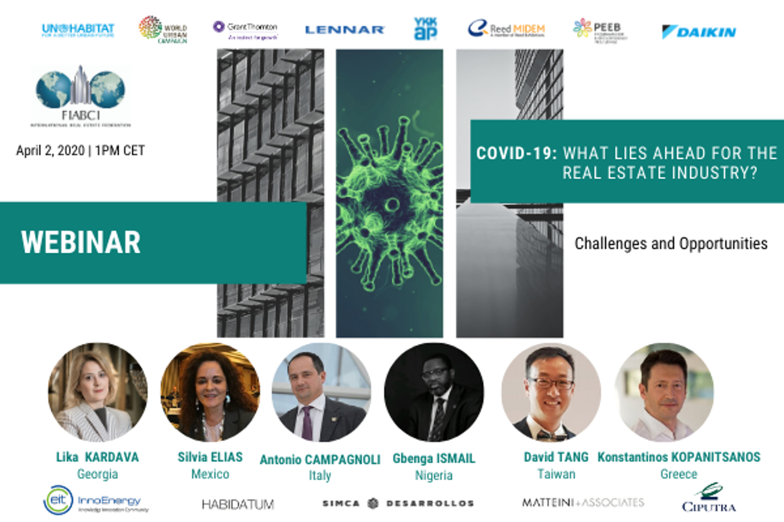 [Webinar Summary] COVID-19: What lies ahead for the Real Estate Industry?