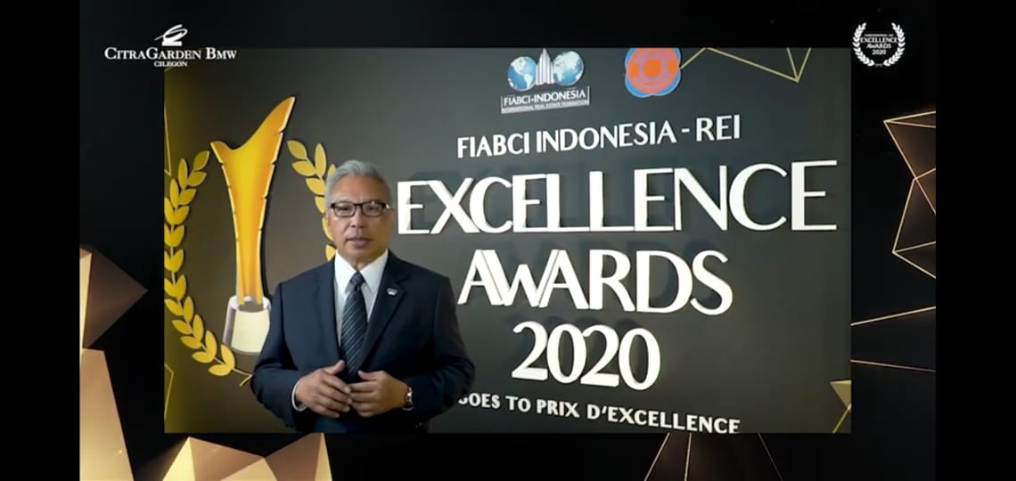 FIABCI Indonesia REI Excellence Awards 2020
