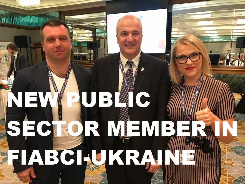 New Public Member in FIABCI-Ukraine