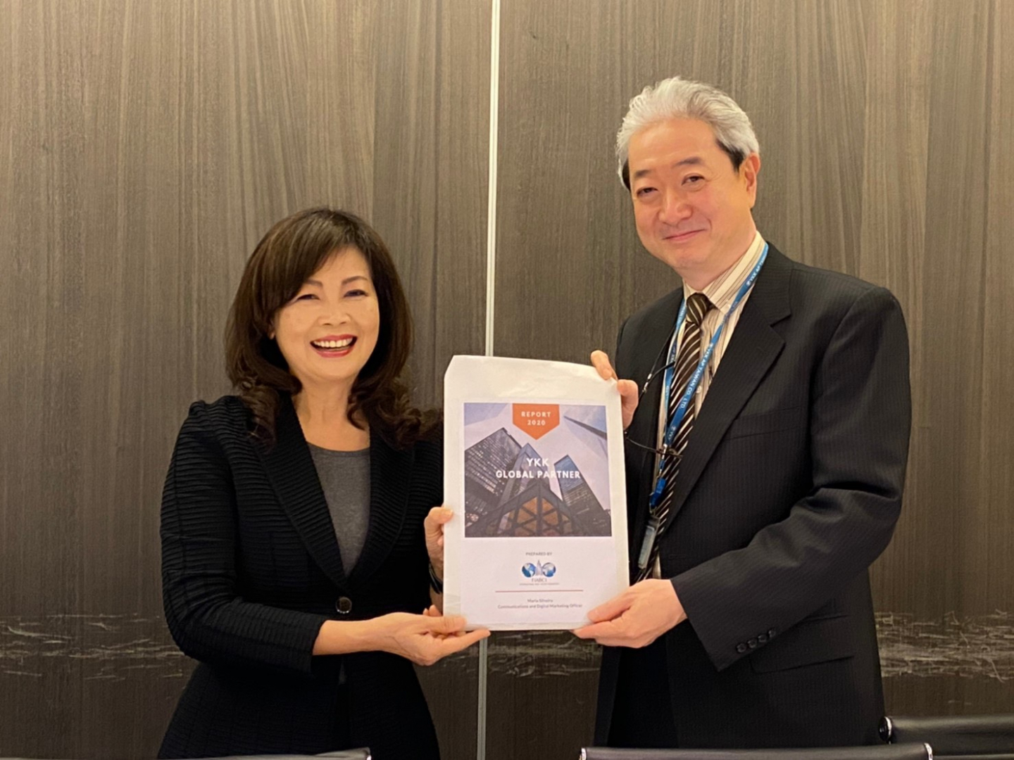 FIABCI renews successful partnerships with YKK and Daikin