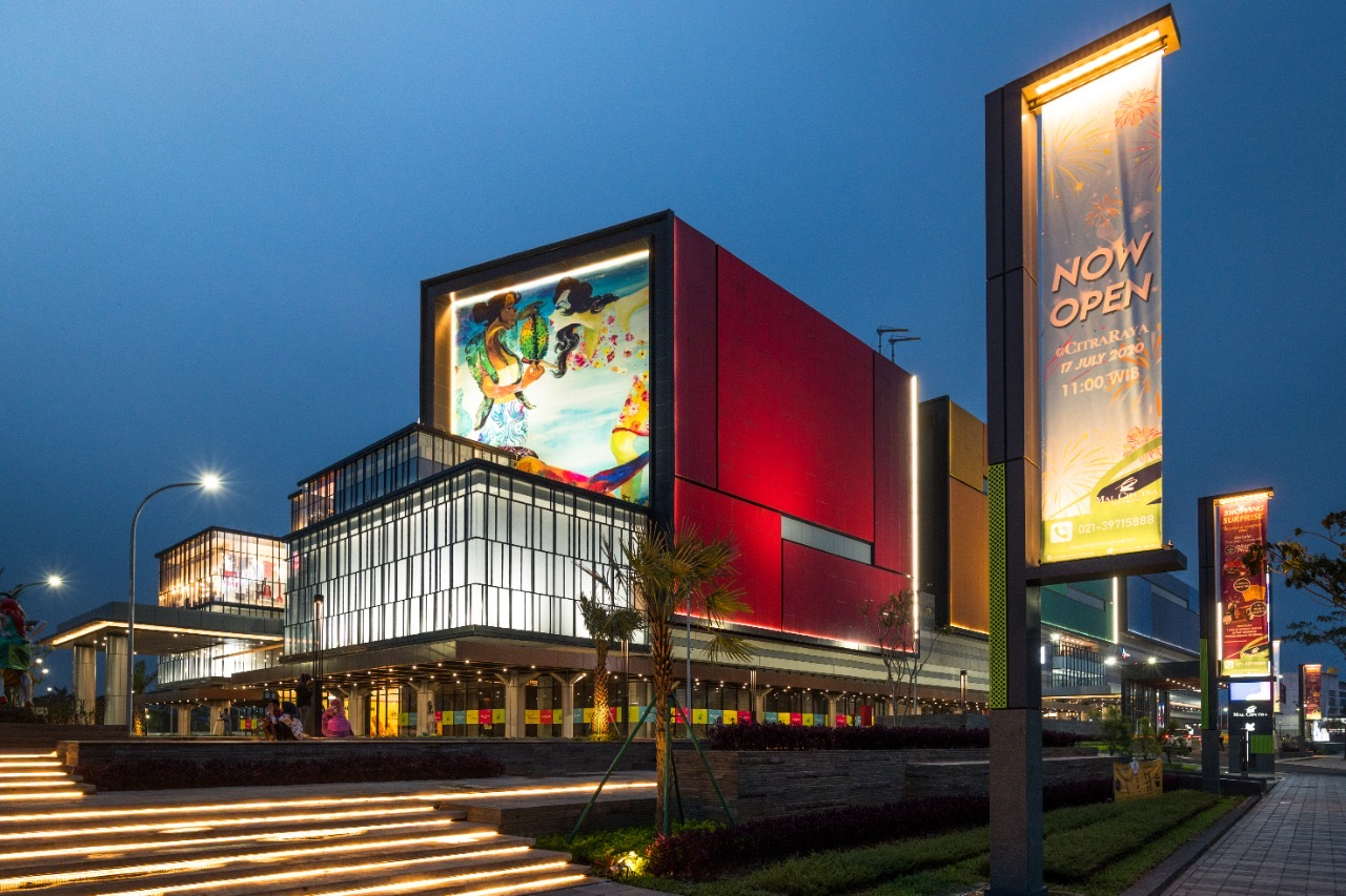 CIPUTRA GROUP THRIVES DURING THE PANDEMIC WITH NEW MALL LAUNCH AND HOSPITAL EXPANSION