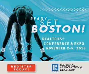 Ready, Set, Boston: 2018 REALTORS® Conference & Expo